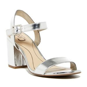 CIRCUS BY SAM EDELMAN | Ashton Metallic Block Heel